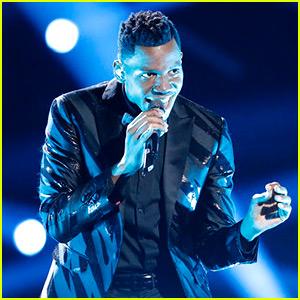 Chris Blue: 'The Voice' Finale Performances - Watch Videos!