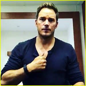 Chris Pratt Apologizes in Sign Language for Offending Those Who Are Hard of Hearing