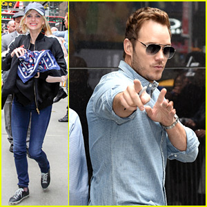 Chris Pratt's Son Jack Has a Favorite Superhero & It's Not His 'Guardians' Character Star-Lord!