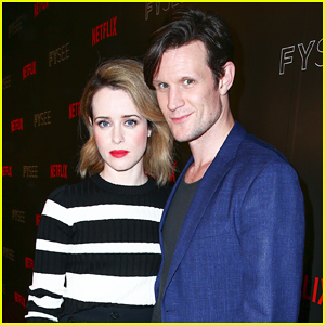Claire Foy Is 'Grief-Stricken' About Ending Royal Run On 'The Crown' With Matt Smith!
