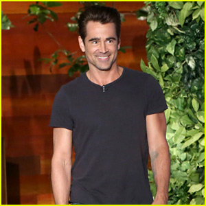Colin Farrell's Manscaping Story Had Ellen DeGeneres Near Tears - Watch Now!