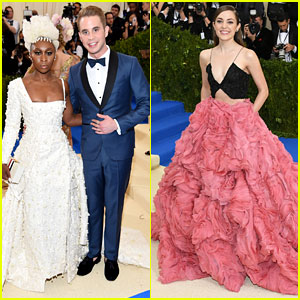 Ben Platt, Cynthia Erivo, & More Rep Broadway at Met Gala 2017