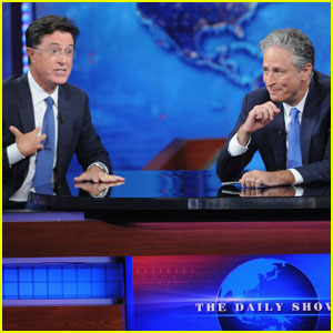 Stephen Colbert to Host 'Daily Show' Reunion With Jon Stewart