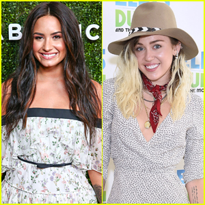 Demi Lovato is 'Really Proud' of Miley Cyrus Getting Sober