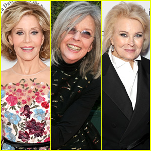Diane Keaton, Jane Fonda, Candice Bergen Starring in Movie with a 'Fifty Shades of Grey' Connection!