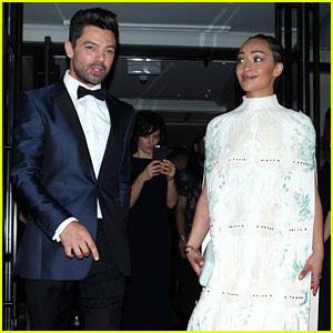 Dominic Cooper Joins Ruth Negga at Met Gala 2017!