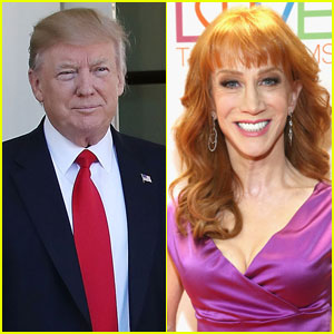 Donald Trump Says Kathy Griffin Should Be Ashamed of Herself