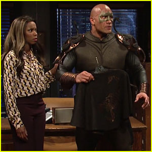 Dwayne Johnson on 'Saturday Night Live' - Watch All His Skits!