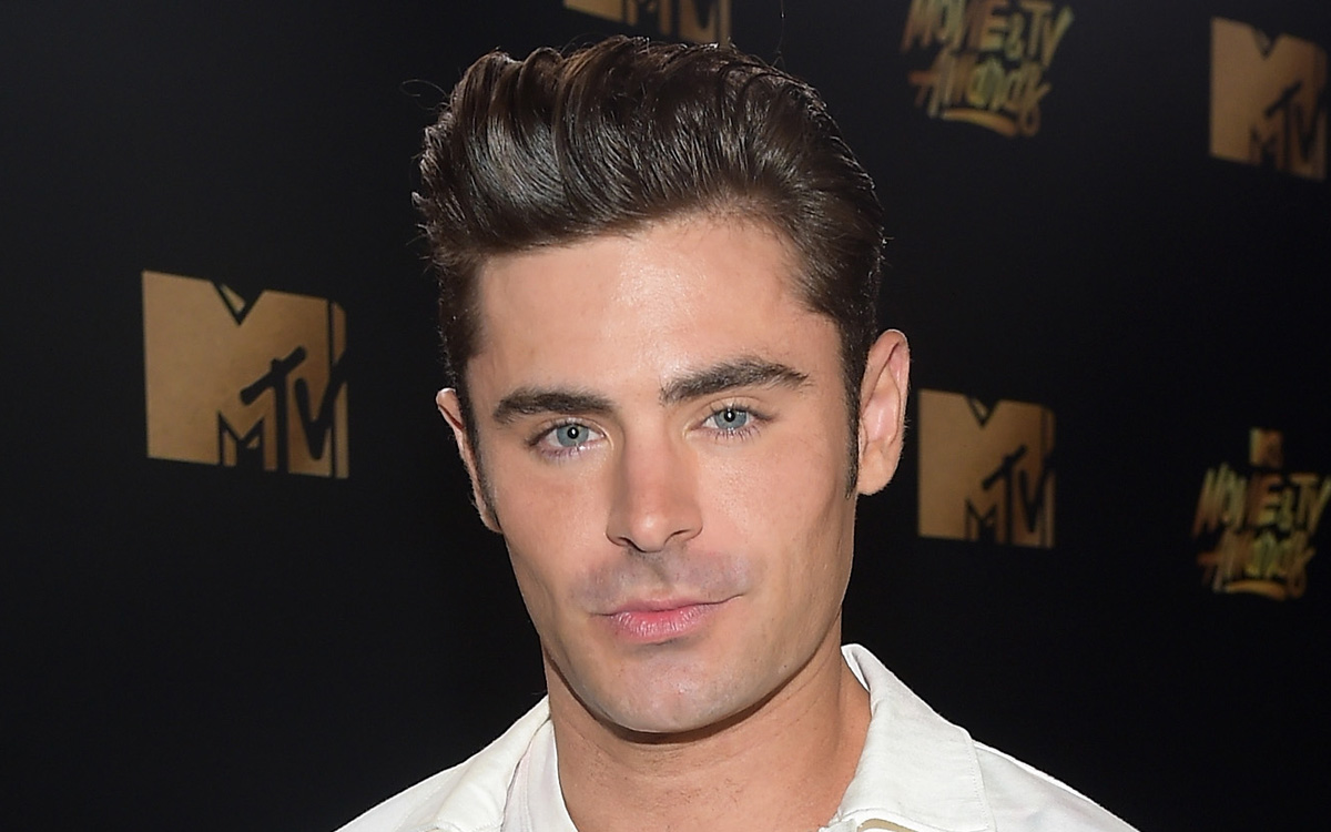 Zac Efron to Play Seri...