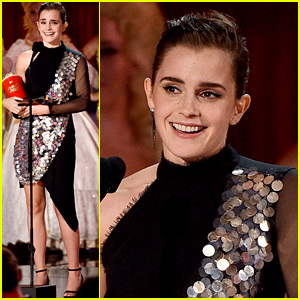 Emma Watson Wins Best Actor at MTV Awards, Celebates Diversity in Acceptance Speech (Video)