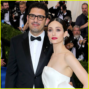 Emmy Rossum Shares Photos from Wedding to Sam Esmail!