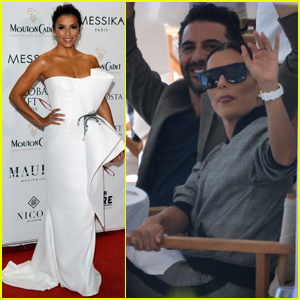 Eva Longoria's Husband José Bastón Joins Her in Cannes to Celebrate Wedding Anniversary