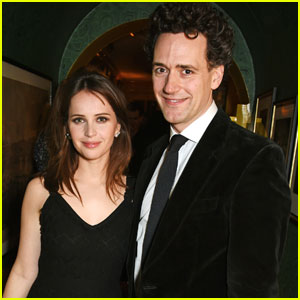 Felicity Jones is Engaged to Boyfriend Charles Guard - Report