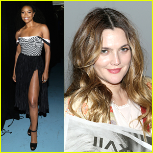 Gabrielle Union & Drew Barrymore Go Glam for Beautycon