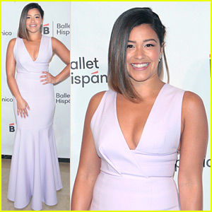 Gina Rodriguez Stuns at a Gala Amid Exciting Casting News!