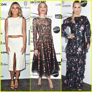 Gwyneth Paltrow & Jaime King Go Glam for UCLA Children's Hosptial Event