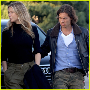 Gwyneth Paltrow & Brad Falchuk Have an Afternoon Date in LA