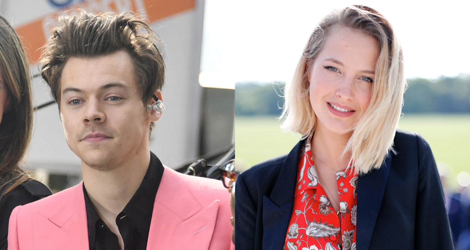harry styles dating Cast your mind back to november 2012, when a then 17-year-old harry styles enjoyed a three-month whirlwind romance with internationally.