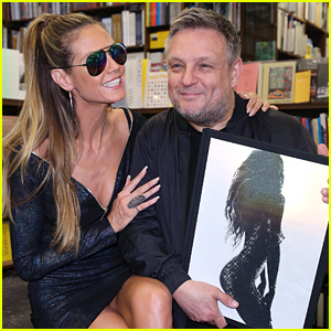 Heidi Klum Celebrates the Release of Her New Book in Germany