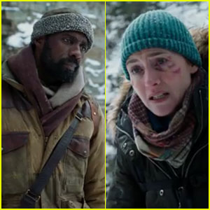 Idris Elba & Kate Winslet Fight for Survival in 'Mountains Between Us' Trailer (Video)