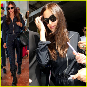 Irina Shayk's Cannes Style Can't Be Beat!
