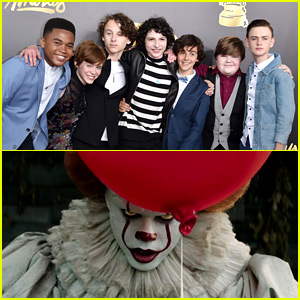 Cast of the new it movie