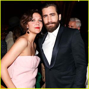 Jake Gyllenhaal Joined Sister Maggie at Met Gala 2017!