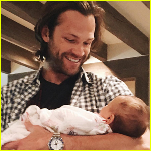 Jared Padalecki Opens Up About His Newborn Daughter Odette Elliott