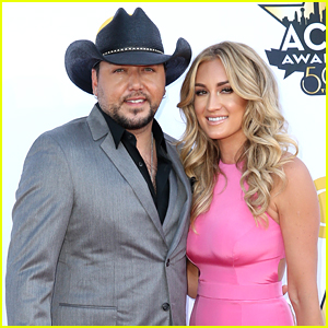 Jason Aldean & Wife Brittany Expecting Their First Child!