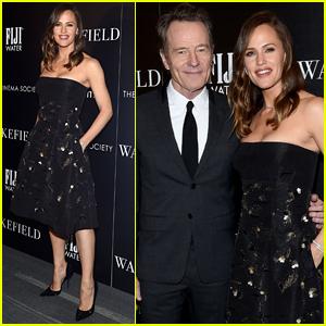 Jennifer Garner & Bryan Cranston Premiere 'Wakefield' in NYC