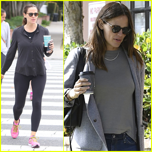 Jennifer Garner Gets Back to Mom Duty After Ben Affleck Moves Out