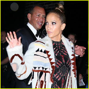 Jennifer Lopez Can't Stop Dancing at Met Gala 2017 - Watch Now!