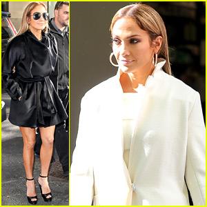 Jennifer Lopez Approves of 'J-Rod' Nickname, But Not 'A-Lo'