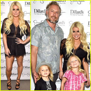 Jessica Simpson's Kids Maxwell & Ace Are All Grown Up!