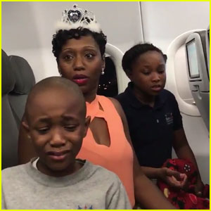 New Jersey Family Allegedly Kicked Off JetBlue Flight Over A Birthday Cake (Video)