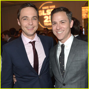Jim Parsons & Todd Spiewak Marry in New York City!