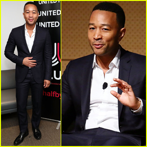 John Legend Brings the 'Power of the People' to NYC