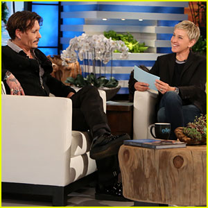 Johnny Depp Discloses the Strangest Place He's Ever Hooked Up - Watch Now!