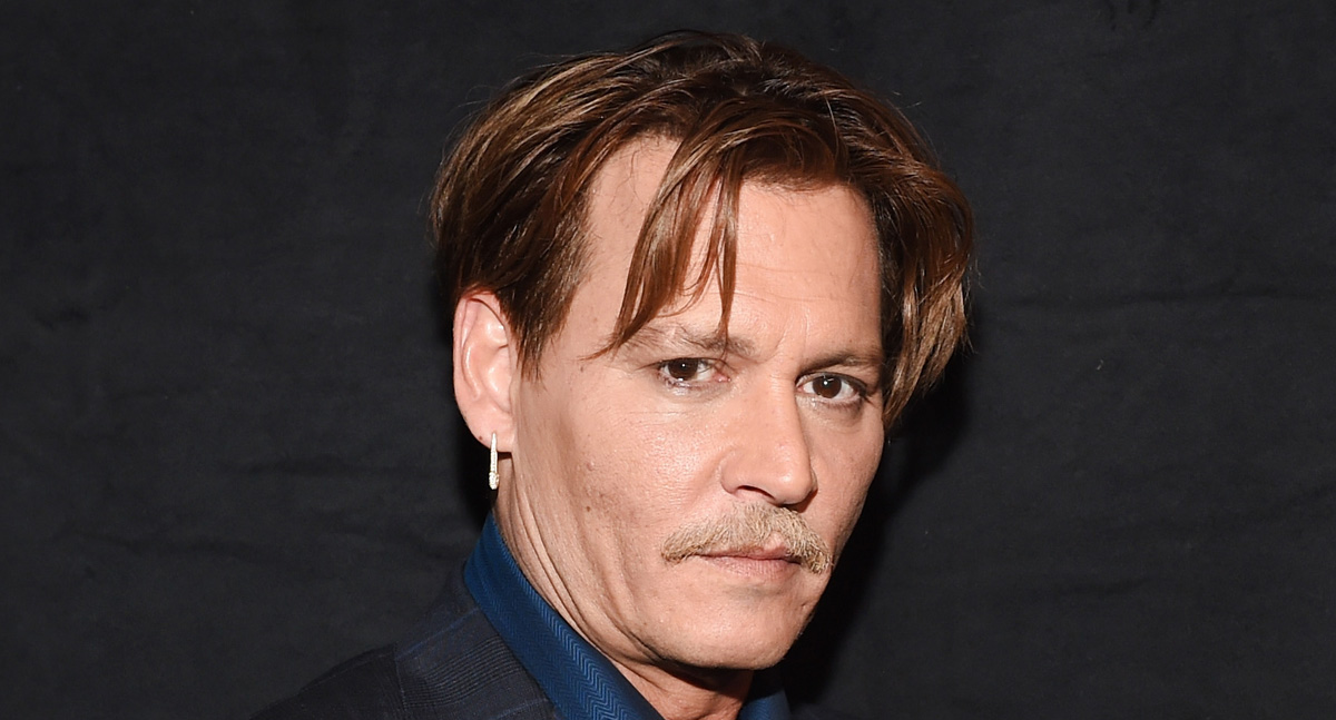 Johnny Depp news - New...