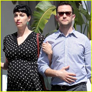 Joseph Gordon Levitt & Wife Tasha Expecting Second Child - See Her Baby Bump!
