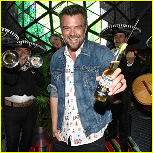 Josh Duhamel Hosts Huge Cinco de May Party in NYC!