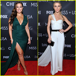 Ashley Graham & Julianne Hough Host Miss USA 2017!