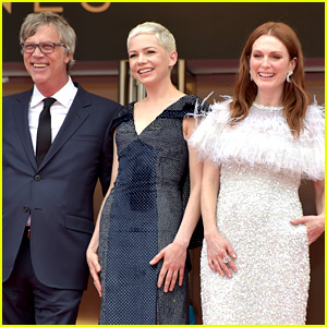 Julianne Moore & Michelle Williams Premiere 'Wonderstruck' at Cannes Film Festival 2017!