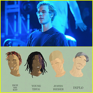 Justin Bieber Raps On Diplo's: 'Bankroll' Stream & Lyrics - Listen Here!