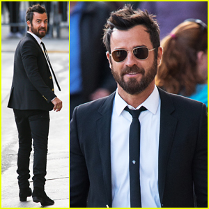 Justin Theroux Got Pranked By Jimmy Kimmel With Help From Jennifer Aniston - Watch Here!