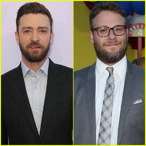 Justin Timberlake Responds to Seth Rogen's Hilarious Couples Tweet