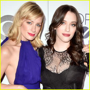 Kat Dennings & Beth Behrs Respond to '2 Broke Girls' Cancellation