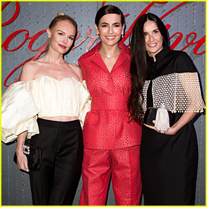 Kate Bosworth, Camilla Belle, & Demi Moore Live It Up at Roger Vivier Cocktail Party