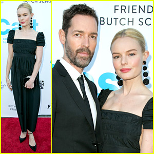 Kate Bosworth Takes Part in CAST's Inspiring Night with Husband Michael Polish