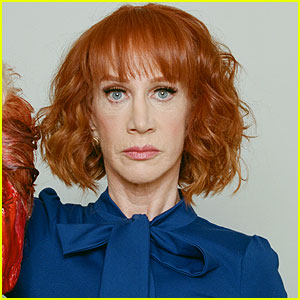 Kathy Griffin Beheads Donald Trump in Graphic Photo Shoot